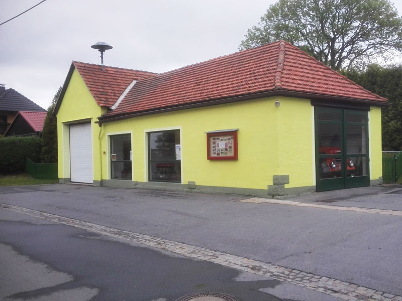 Feuerwehrverein Rathmannsdorf - Vereinshaus