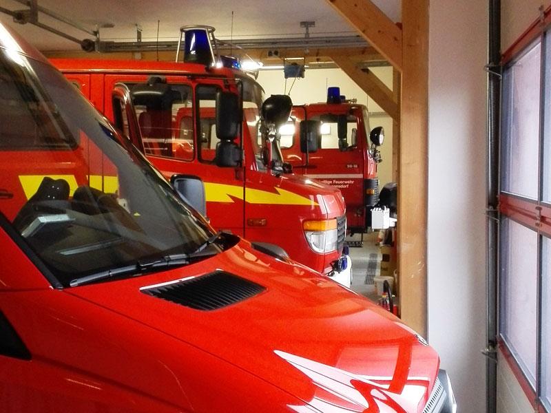 Freiwillige Feuerwehr Rathmannsdorf - Einsatzfahrzeuge