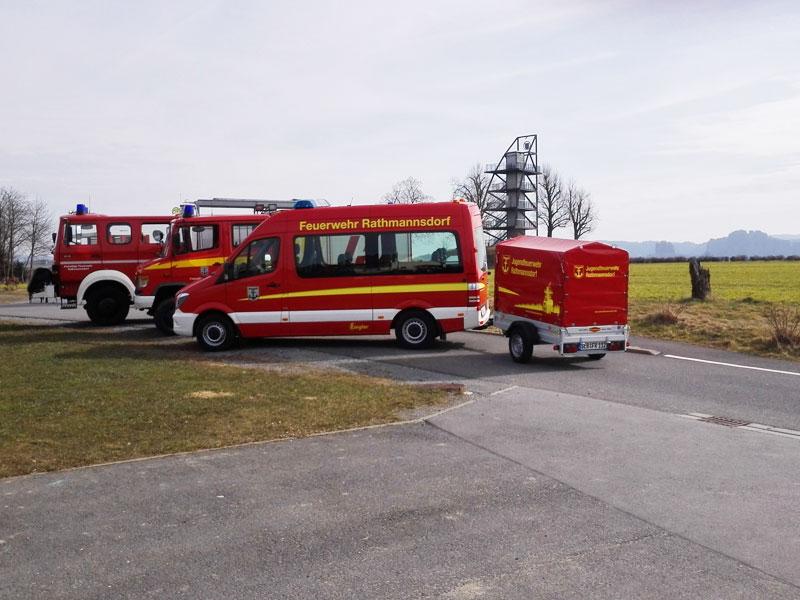 Freiwillige Feuerwehr Rathmannsdorf - Fahrzeuge