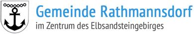 Gemeinde Rathmannsdorf Logo